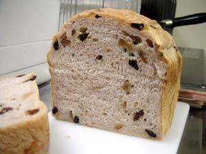 くるみぶどうパン