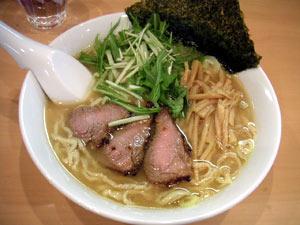 魂麺まつい@本八幡