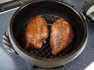 鶏胸肉アフター