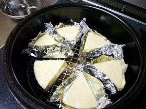 チーズ・ビフォー