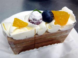 アルページュのケーキ