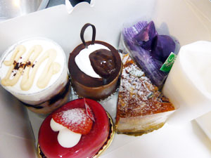 Patisserie Grand SoleilのBOXフェア