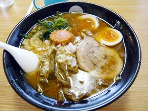 黒拉@千葉拉麺倶楽部 拉通(ra2)