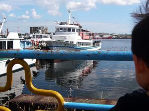 千葉港観光船