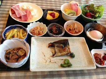 ファミリーオ館山/朝食