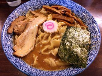味噌らぁ麺@ふえ木