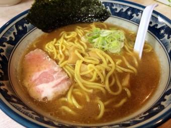 限定らーめん(醤油)@麺屋お浦
