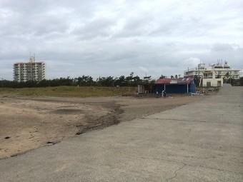 瀬戸浜海水浴場-海の家