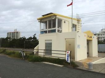 瀬戸浜海水浴場-トイレ