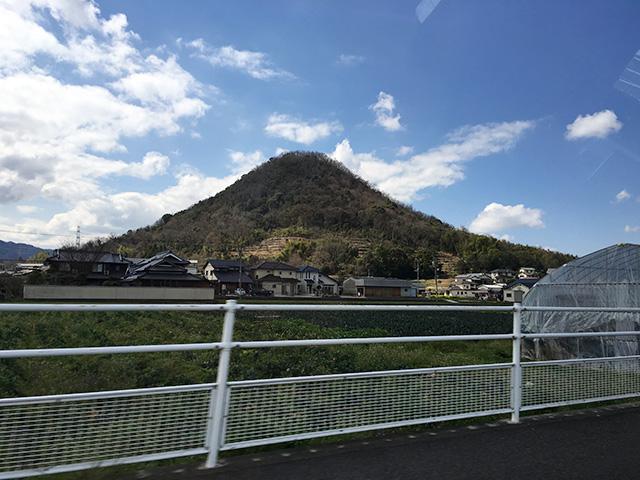 香川県の山